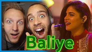 Baliye (Laung Gawacha), Quratulain Baloch & Haroon Shahid Episode 2  Coke Studio 9 | Reaction by RnJ