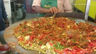 SARDAR PAV BHAJI | 1000 PLATES PER DAY | BEST IN MUMBAI | @ Rs. 125/-