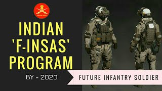 F-INSAS Project - All About Indian Army's 'Future Soldier Program' (Hindi)