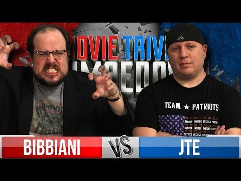 Movie Trivia Schmoedown Season 4 Premiere Part 2 - William Bibbiani Vs JTE