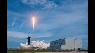 Crew Dragon Launch Escape Demonstration