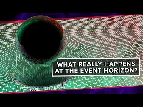 What Happens at the Event Horizon Space Time PBS Digital Studios