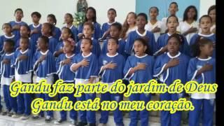 Hino de Gandu/Bahia.