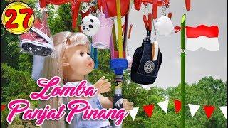 # 27 Lomba Panjat Pinang - Boneka Walking Doll Cantik Lucu -7L | Belinda Palace