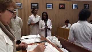 Exam in operative surgery