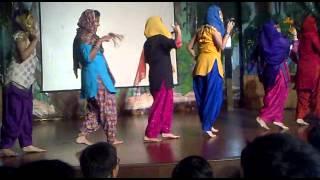 K I S Noida Assembly Dance