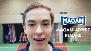 MAOAM Advert REMAKE: FULL ON till it's gone!