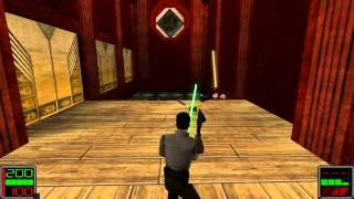 Star Wars Jedi Knight: Dark Forces II - (Level 7) Yun - The Dark Youth