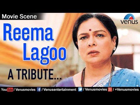 A Tribute To REEMA LAGOO | Best Performance Ever | Jhooth Bole Kauwa Kaate | Hindi Movies