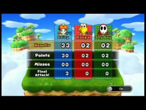 Mario Party 9 Solo Mode Toad Road Daisy