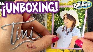 Tini, el gran cambio de Violetta Unboxing Billiken Panini #14