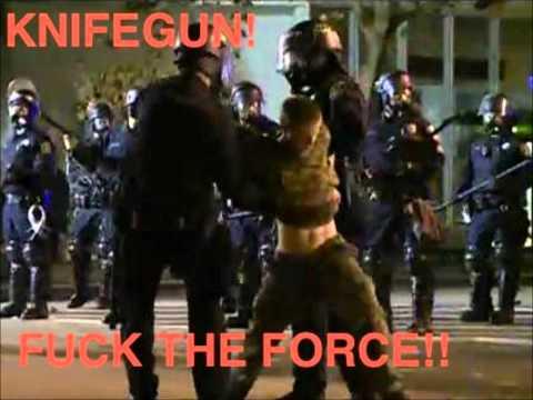 Knifegun - Fuck the Force