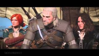 The Witcher 3: Wild Hunt Trailer (Fan Made) Dust and Light