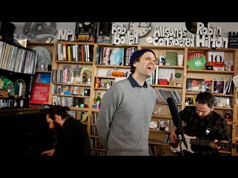 Death Cab For Cutie NPR Music Tiny Desk Concert