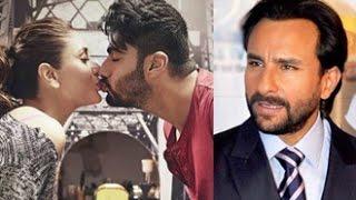 What did Saif Ali Khan say after watching 'Ki & Ka' trailer? | Arjun Kapoor, Kareena Kapoor