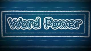 Word Power:  L (Part 1), English Lessons for Beginners