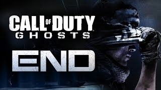Call of Duty Ghosts Campaign Walkthrough Part 17 - The Finale - The Ghost Killer