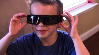 SPY NET Stealth Video Glasses - Video Review - The Toy Spy