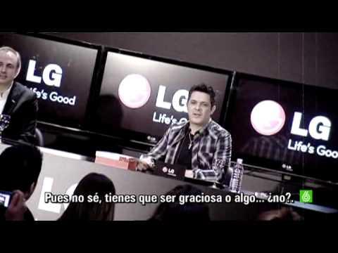 SLQH Paula premiada por sufrir la broma de Alejandro Sanz