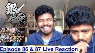 Beautiful Episodes! (Okita Mitsuba Arc) - Gintama Anime Episode 86 & 87 Live Reaction