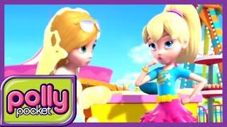 Polly Pocket full episodes | Cupcake Clash - New Season Compilation | Kids Movies | Girls Movie