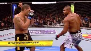 Lo mejor de Overeem y Silva