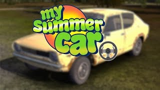 My Summer Car | Timelapse | Montage partie cycle E01