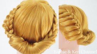ถักเปียสวยๆ แบบง่ายๆ : Cute and Easy Braid [Ep.10] #hair - ทรงผมถักเปีย ทรง 10