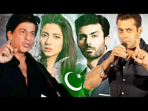 Xxx Mp4 Salman Khan Shahrukh Khan SUPPORTS Pakistani Actors In Bollywood 3gp Sex
