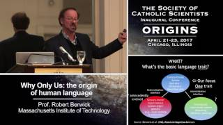 Why Only Us: The Origin of Human Language