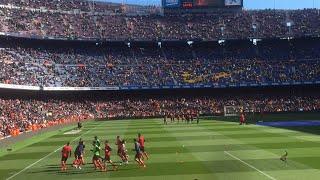 بث مباشر لعبة برشلونة اتليتكو بيلباو من الملعب الان