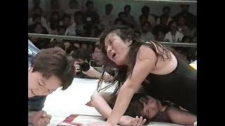 Hikari Fukuoka (JWP) vs. Sakie Hasegawa (AJW) Clipped