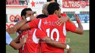 أهداف مباراة النجم الساحلي 5-1 النادي البنزرتي الدوري التونسي Etoile Sportife du Sahel 5-1 Bizerte