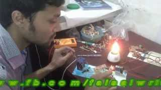 Capacitive Or Glass Touch Switch For Electronics Project In Bengali (Bangla) By Faisal Writer