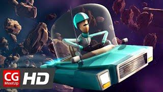 "CGI Animated Short Film ""Stopover Short Film"" by Neil Stubbings"