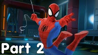 Disney Infinity 2.0 Edition - Spider-Man - Part 2