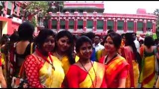 Basanta Utsav 2017 (Part 1) | Jorasanko Thakur Bari, Kolkata, West Bengal, India | Holi | Dol Yatra