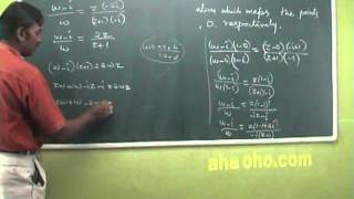 Unit-3 Bilinear Transformation - Mathematics