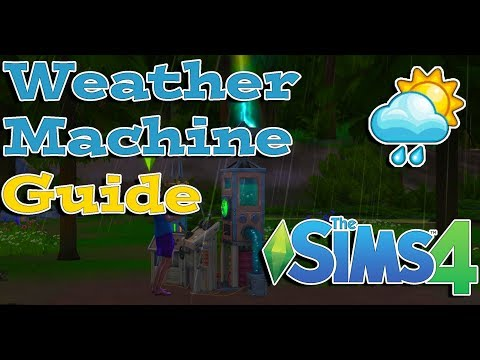 Xxx Mp4 The Sims 4 Seasons Weather Machine Guide 3gp Sex