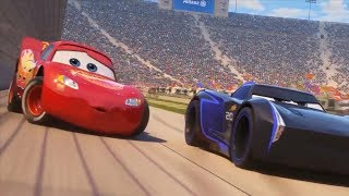 Cars 3 : Lightning Mcqueen And Jack Stroms Best Racing  Afters Cars 3 ! WHO WIN ?