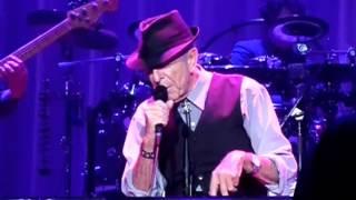 Leonard Cohen - I'm your man - Pula Arena (Hr) - 2nd August 2013