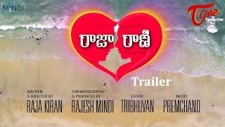 RAJA RANI | Telugu Web Series Trailer | Mindi Productions | Directed by Raja Kiran
