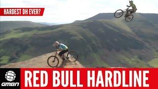 Red Bull Hardline | The Hardest Downhill Race Ever?