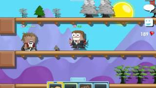 How to make Wooden Chair in Growtopia
