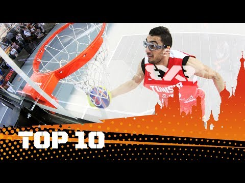 watch TOP 10 PLAYS OF THE TOURNAMENT - FIBA #3x3WC