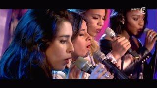 Fifth Harmony, en Live avec
