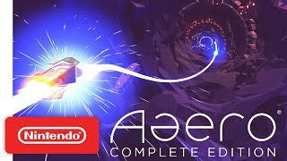 Aaero: Complete Edition - Launch Trailer - Nintendo Switch