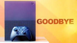 Goodbye Xbox One S
