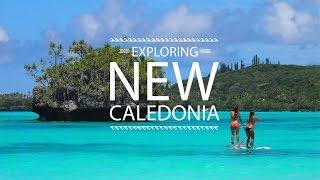 SUP Exploration:  New Caledonia