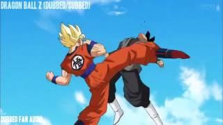 (Hindi) Dragon Ball Z Super - Goku VS Black Goku (Dubbed)